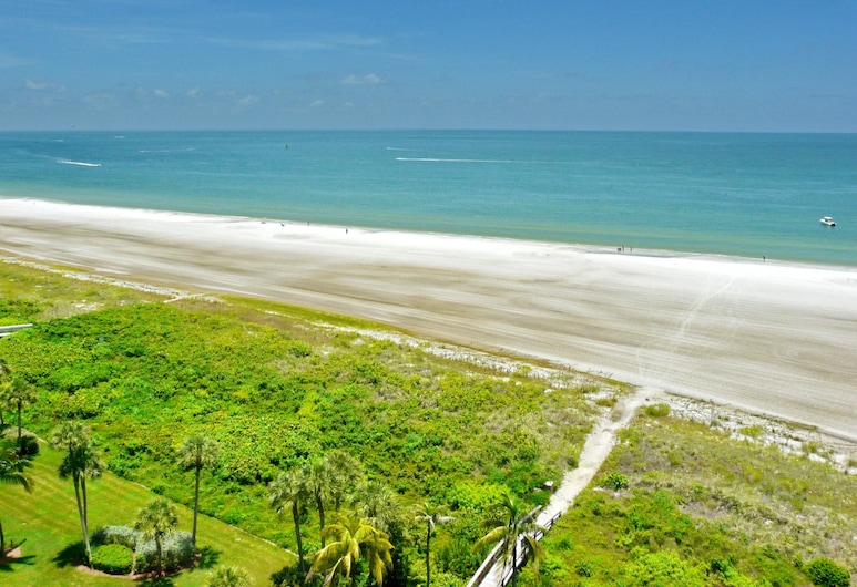 Princess Del Mar, Marco Island, Apartment (Double Room with Garden View), Strand