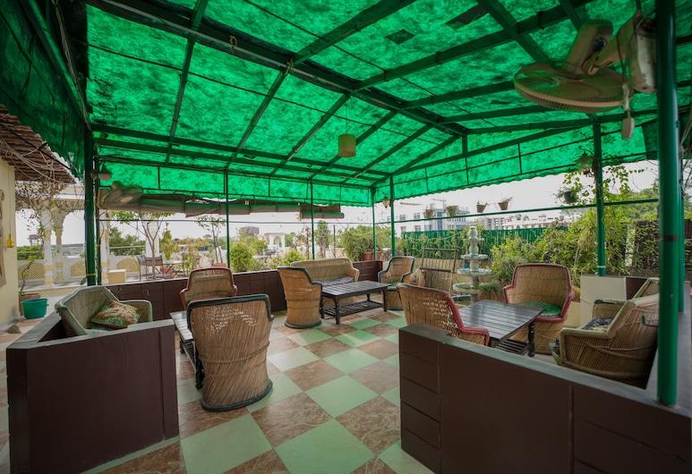 桑迪爾皇宮旅館, 齋浦爾, 陽台