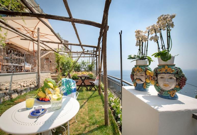 Villa Viviani - Saraceno, Amalfi, Ingang van de accommodatie