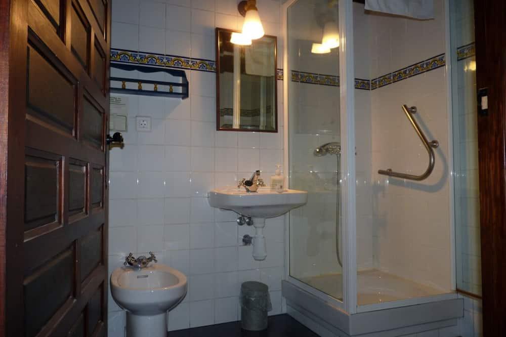 Stuga - privat badrum - Badrum