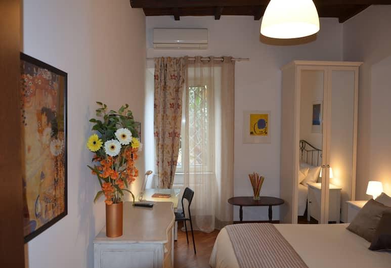Benedetta Trastevere, Roma, Suite, Kamar Tamu