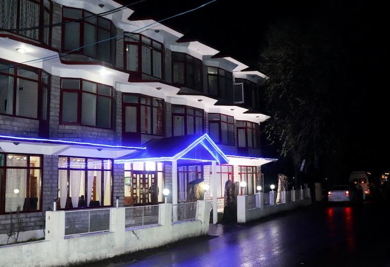 Hotel Classic, Manali, Hotelfassade