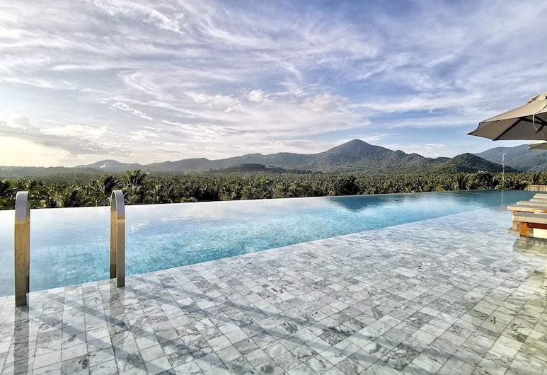 Varivana Resort Koh Phangan, Ko Pha-ngan, Infinity Pool