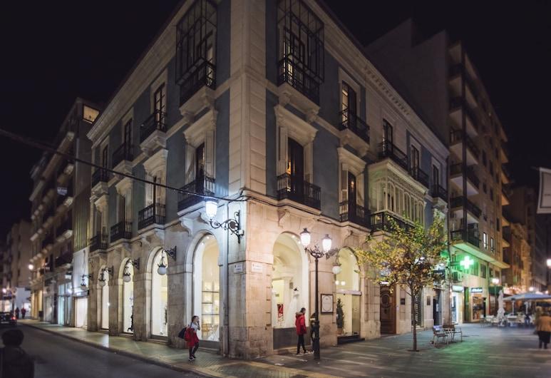 Palacio Salvetti Suites, Alicante, Mặt tiền nơi lưu trú