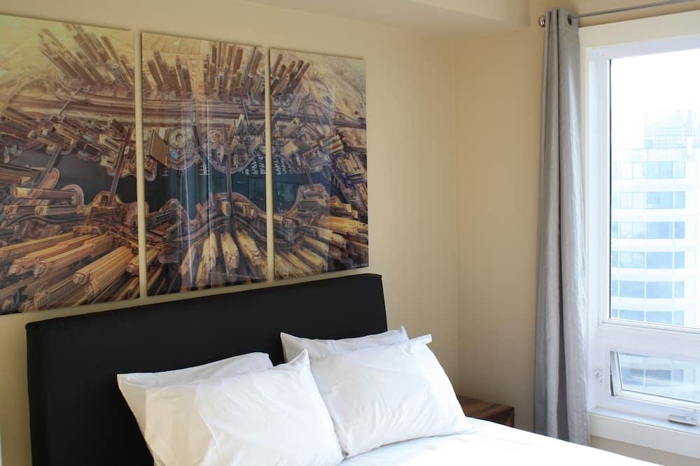 Paaugstināta komforta dzīvokļnumurs, viena guļamistaba - Galvenais attēls