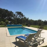 Studio in Serra do Bouro, With Shared Pool, Enclosed Garden and Wifi - 6 km From the Beach