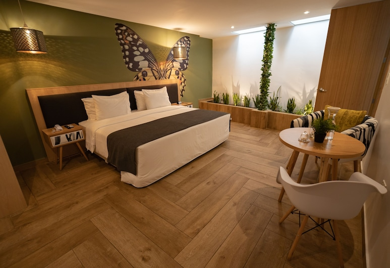 Hotel Kaia, Quito, Superior Double or Twin Room, Guest Room