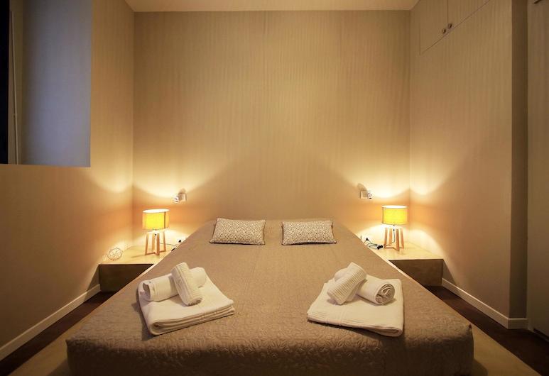Residenza Porta Romana 120, Milaan, Deluxe appartement, 1 queensize bed, niet-roken, Kamer