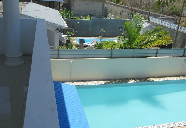 Private Vacation Home/Pool For 1-10 Persons, Grand-Baie, Hotellområde