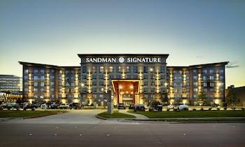 ภาพ แซนด์แมน ซิกเนเจอร์เพลโน - โรงแรมฟริสโก ใน พลาโน