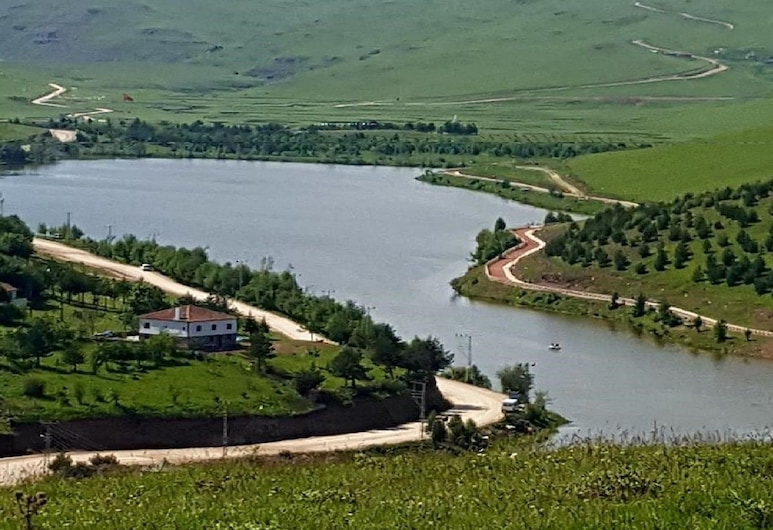Tas Konak Butik Otel, Aybasti, Enceinte de l'établissement