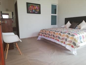 Foto van Hotel Casa Mantarrayas in Puerto Escondido