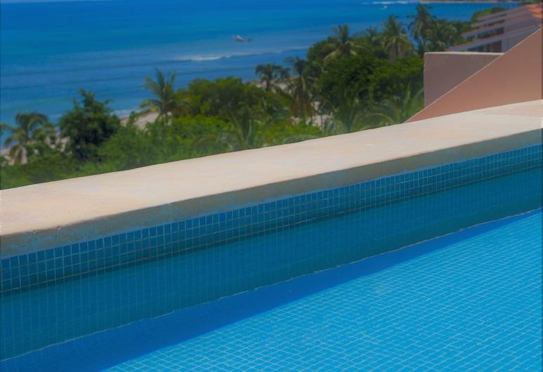 Casa Playa by Kivoya, Punta de Mita, Pool