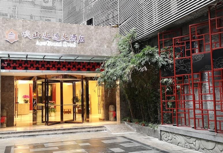 Ane Grand Hotel, Chengdu, Hotel Front