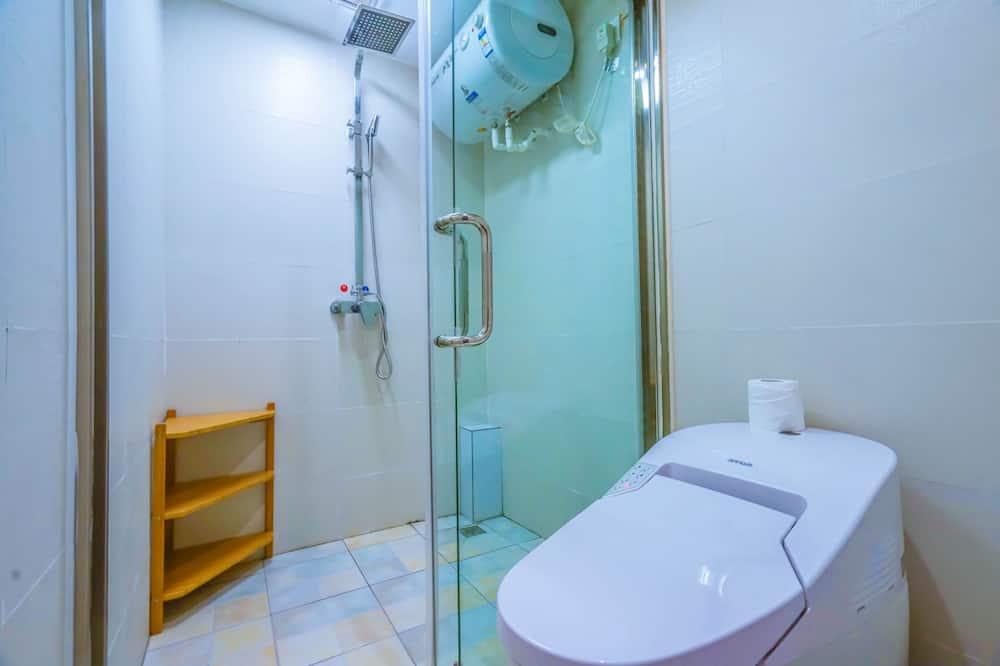 Vila, Kelios lovos - Vonios kambarys