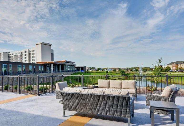 Embassy Suites by Hilton Plainfield Indianapolis Airport, Plainfield, Terrasse/Patio