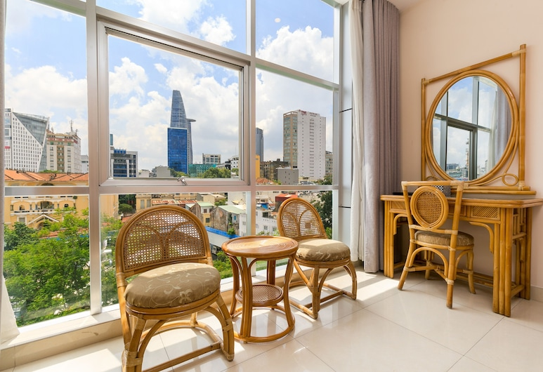 Calmette Hotel, Ho Chi Minh City, Superior Double Room, Guest Room