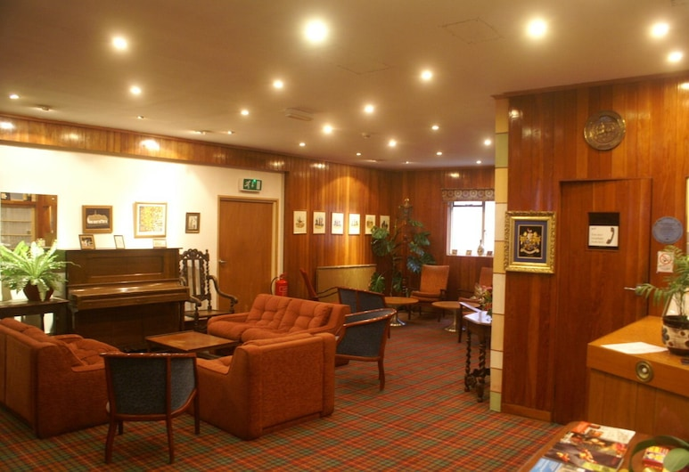 MacDougall Clansman Hotel, Inverness, Reception