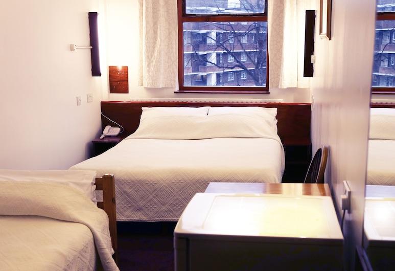 肯特霍爾酒店, 倫敦, 標準雙人或雙床房, 非吸煙房, 客房