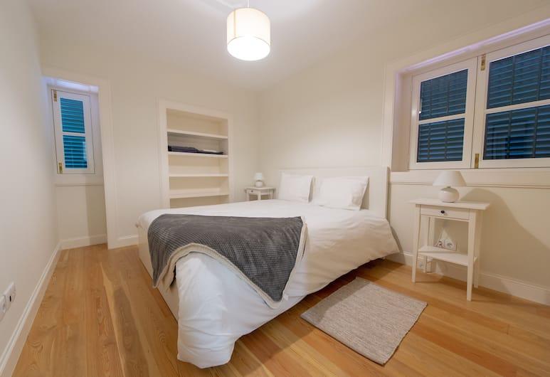 Apartamentos da Queimada, Funchal, Familielejlighed - 2 soveværelser, Værelse