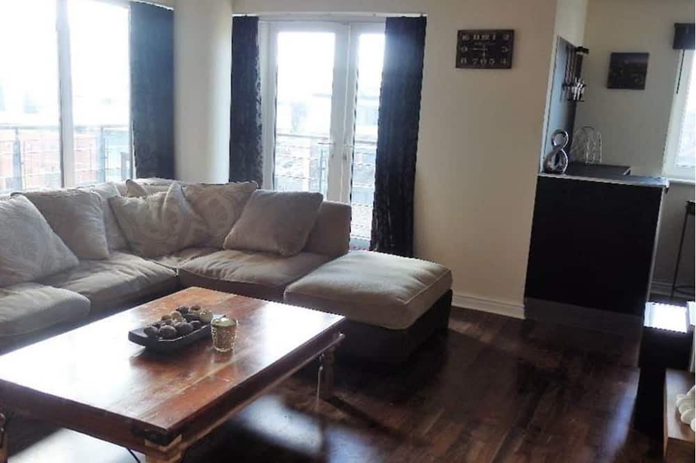 Appartamento, 2 camere da letto (Bar in the Bar) - Area soggiorno