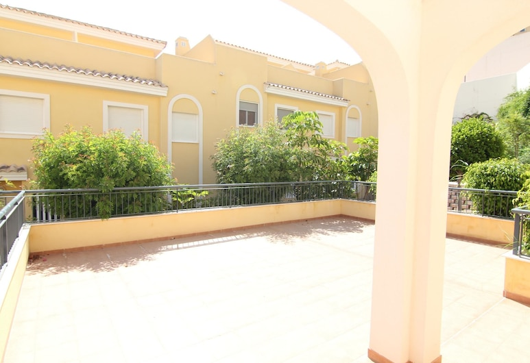 Montesol 69, Calpe, Διαμέρισμα, 2 Υπνοδωμάτια, Αίθριο/βεράντα