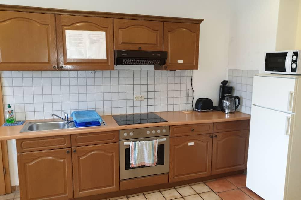 Quarto Individual - Cozinha partilhada