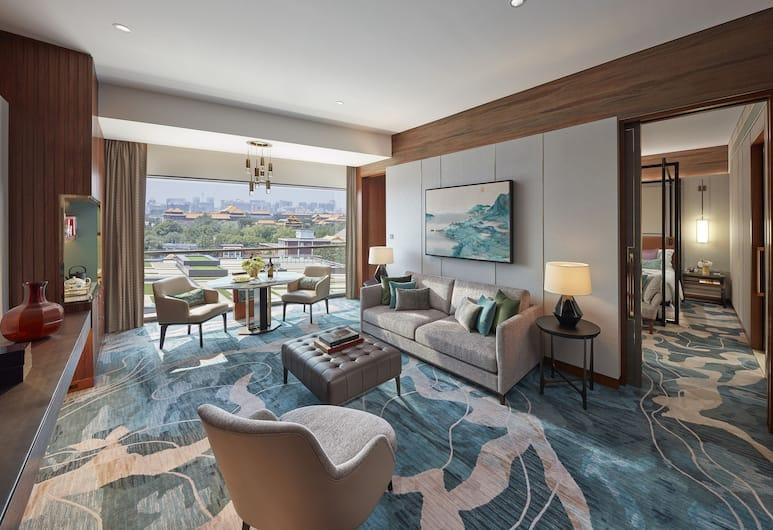 Mandarin Oriental Wangfujing, Beijing, Beijing, Premier Suite, Guest Room