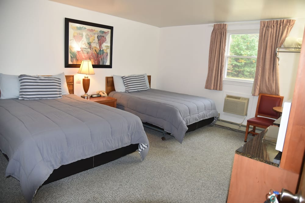 Habitación doble Deluxe, 2 camas Queen size - Habitación