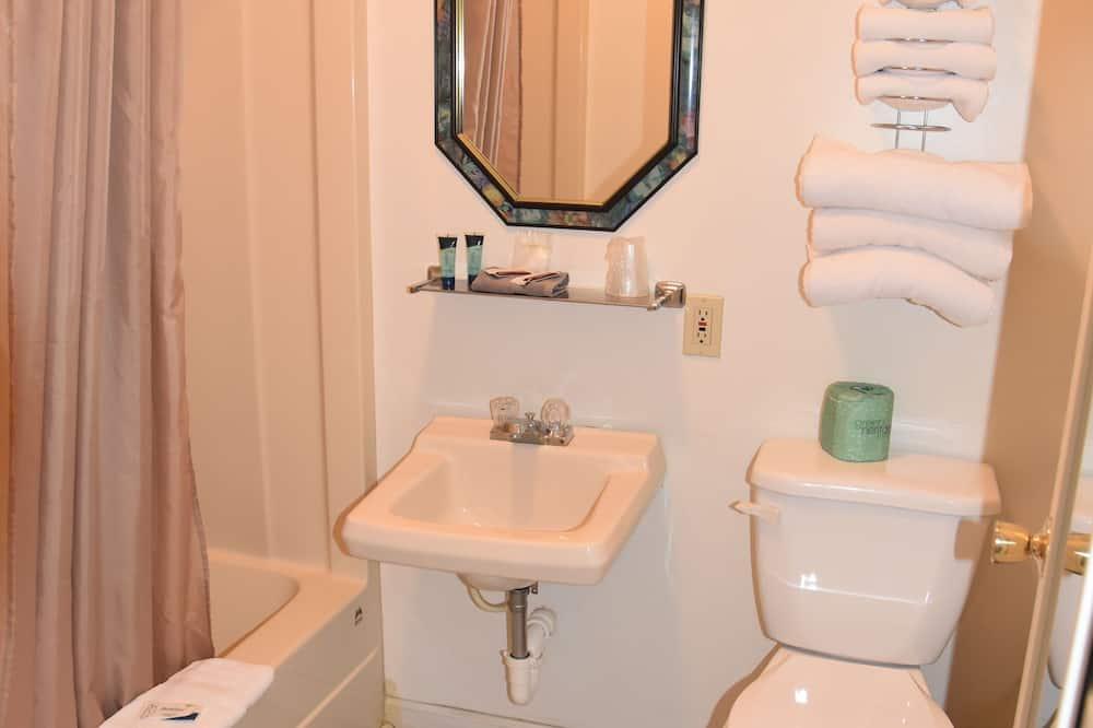 Habitación estándar, 1 cama Queen size, para no fumadores (Single Queen) - Baño