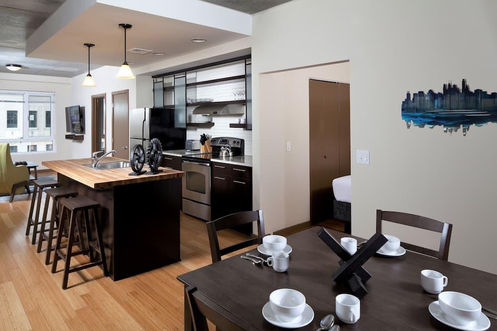 Štandardný apartmán, 2 spálne - Obývacie priestory