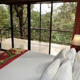 Estudio Deluxe, Varias camas, para no fumadores, vista al jardín - Vista desde la habitación