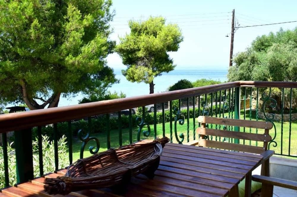 複式房屋, 海景 - 客廳