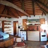 傳統雙人房, 1 張特大雙人床, 吸煙房, 私人浴室 - 客廳