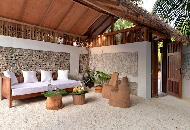 Eden BAANI Lodge, Felidhoo, Lobby Sitting Area