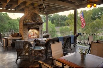Bild vom The Lodge Above Town Creek in Fredericksburg