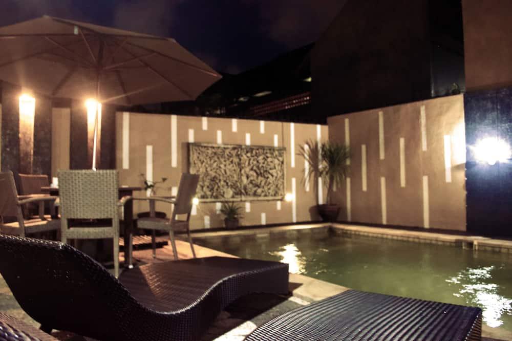 Habitación estándar doble (Sakura) - Piscina al aire libre