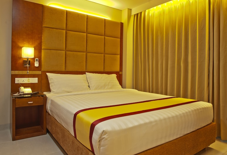 Best Inn Hotel, Feni, Basic Double Room, 1 Double Bed, Accessible, Non Smoking, Guest Room