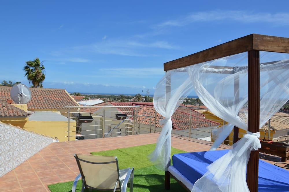 Exclusive Room, 1 Katil Kelamin (Double), Terrace, Sea View - Teres/Laman Dalam