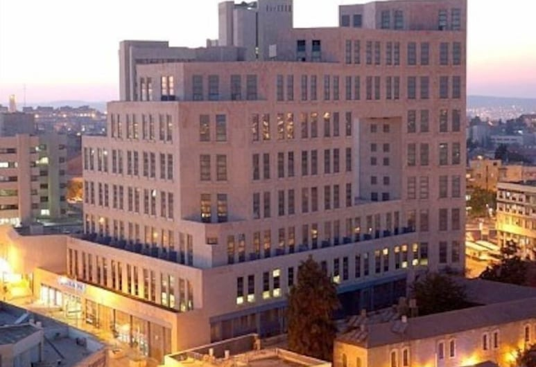 Peaceful  Windows of Jerusalem, Yerusalem, Desain gedung