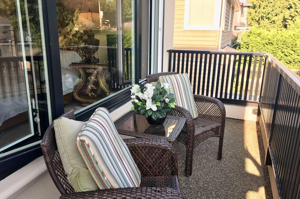 Dvokrevetna soba, masažna kada - Balkon