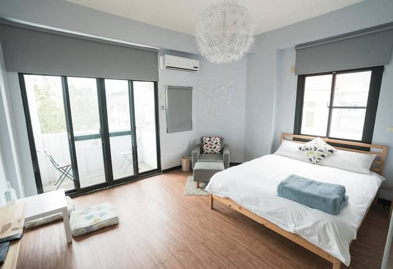 Green House, Tainan, Classic Double Room, 1 Double Bed, Non Smoking, Guest Room