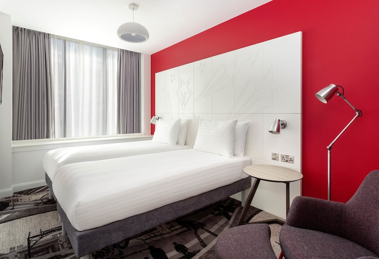 Ibis Styles Glasgow Centre West, Glasgow, Room (The Duet), Guest Room