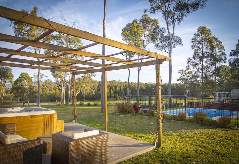 Lacuna Retreat, Pokolbin, Casa, 5 habitaciones, Terraza o patio