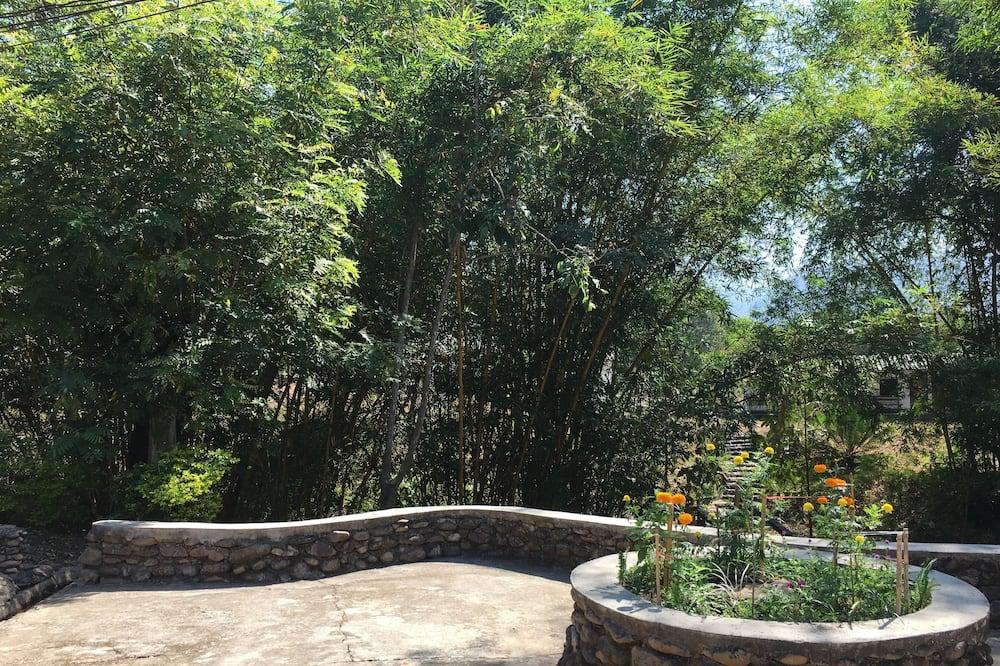 Bungalow - Woonruimte