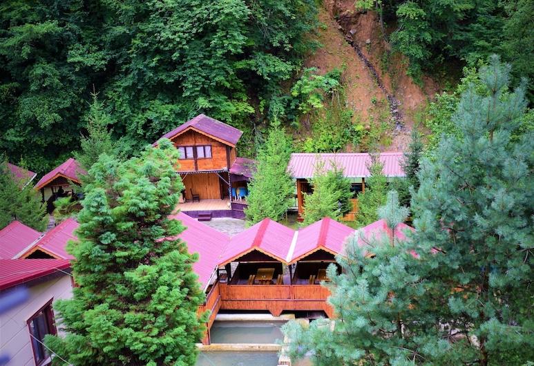 Isikli Kale Otel, Çaykara, Pemandangan Gunung