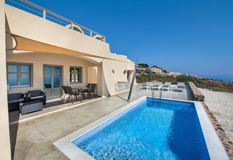 Theano apartment, Santorini