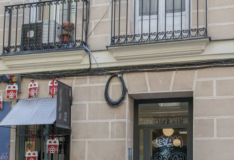 Alterhome Apartamento Atocha VII, Madryt, Wejście do obiektu