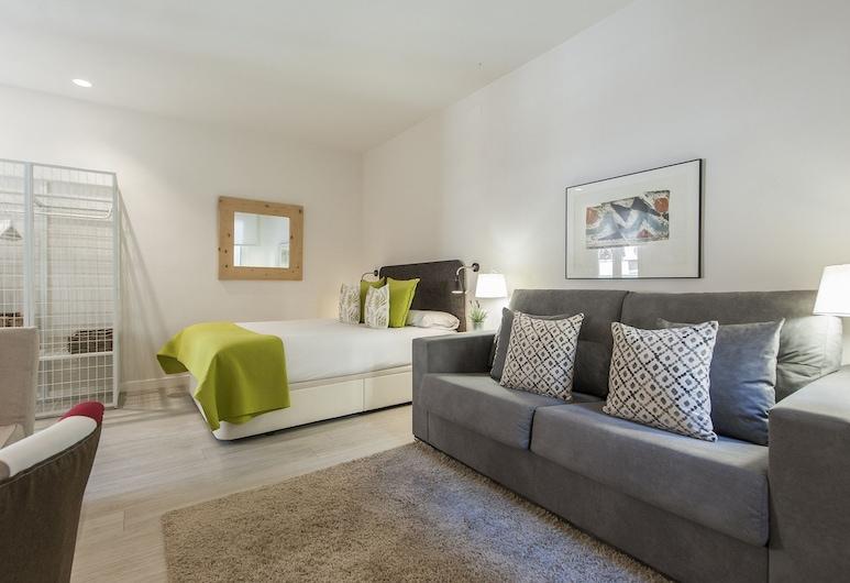 Apartamento Luxury III, Madrid, Studio, Wohnbereich