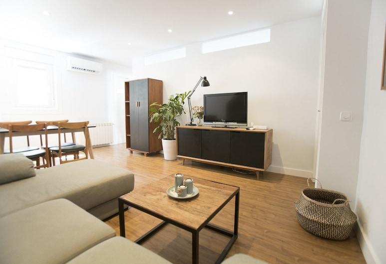 Apartamento Malasaña II, Madrid, Apartment, 2Schlafzimmer, Wohnbereich